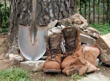 kastuvas darbiniai batai