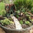 Mini sodai kieme, sode ar kambaryje