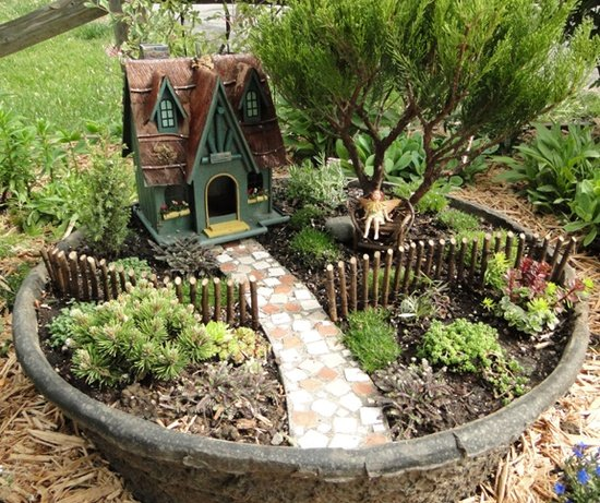 Mini sodai kieme sode ar kambaryje sodo planavimas - C0m0 hacer manualidades ...